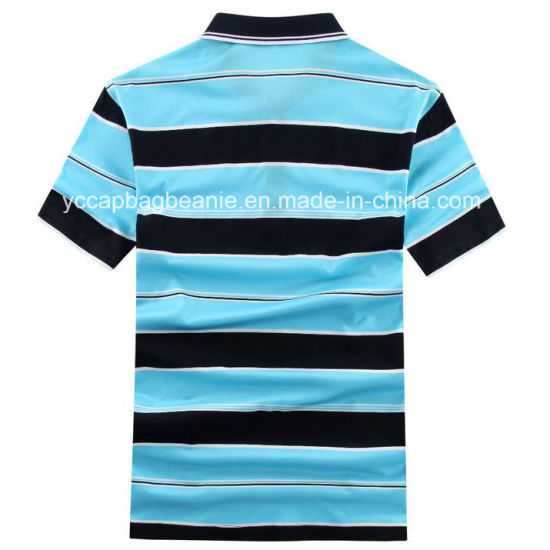 100%High Quality Combed Cotton Mens Polo Shirt, Men′s Polo Shirt pictures & photos