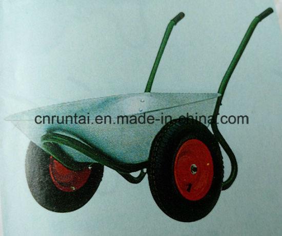 Zinc Plated / Galvanized Wheel Barrow / Wheel Cart