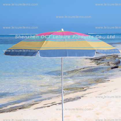 TNT Beach Umbrella with Assorted Design (OCT-BUT16)