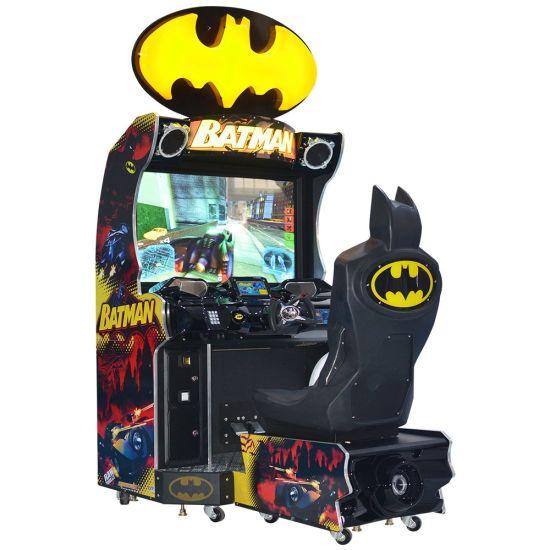 High Quality Coin Operated Car Racing Game Machine Batman Simulator Arcade Racing Car Game Machine