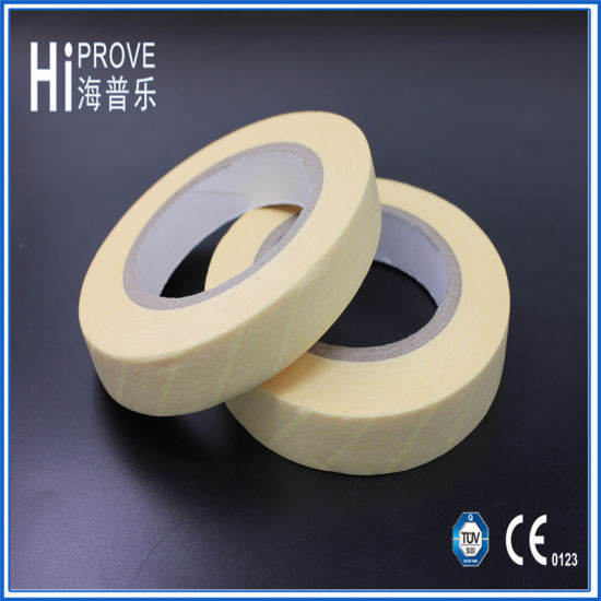 Surgical or Dental Use Autoclave Steam Sterilization Roll Indicator Tape Price pictures & photos
