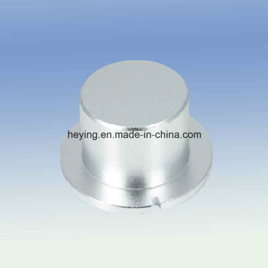 Aluminum Mixer Knob and Button
