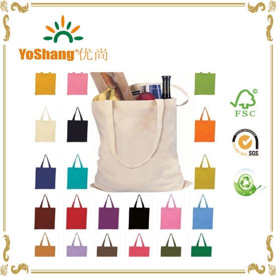 China Economical 100% Cotton Reusable Wholesale Tote Bags - China ... e66eec6f59de4