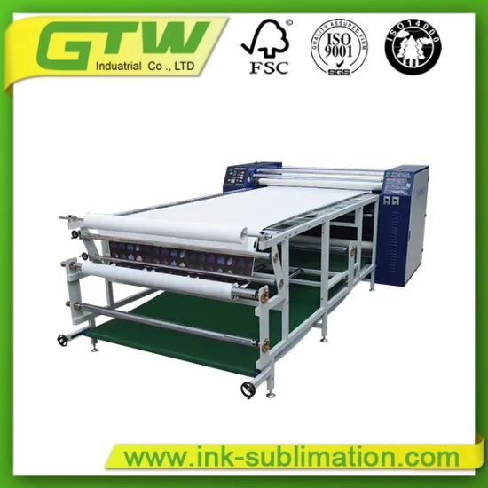480mm*1.7m Sublimation Heat Press Machine