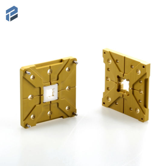 Plastic Injection Molding Plastic Parts with Custom Material Like PP ABS PC PA HDPE and etc