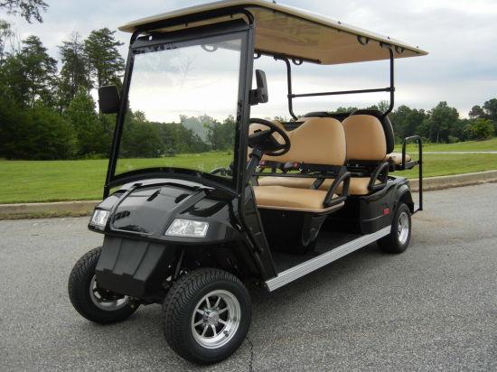 6 Seats Electric Utility Car, with Jumper Seat, Eg2048ksz