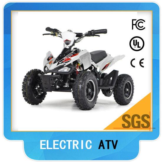500W Kids ATV Quad Bike Electric Mini ATV for Kids with CE