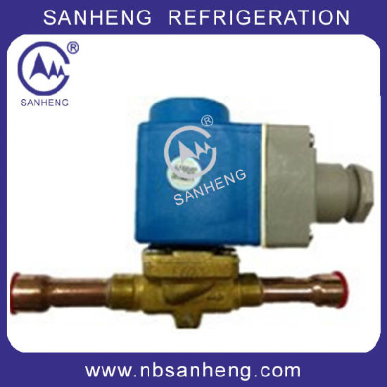 Solenoid Valve for Refrigeration with Good Quality