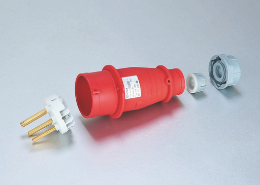 IP44 High-Ending Plug Insert with International Standard (QX248) pictures & photos