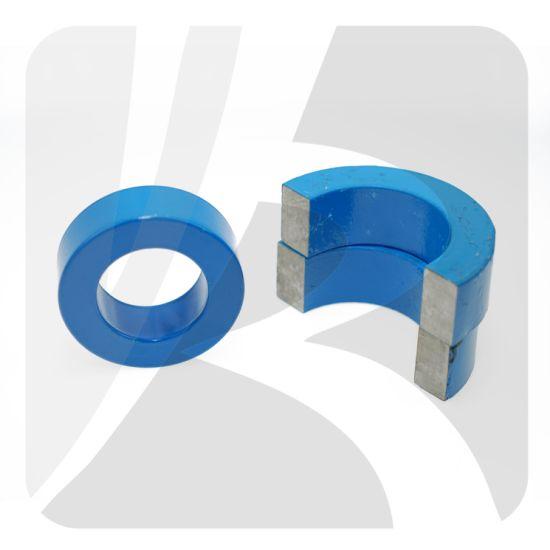 Fe-Based Magnetic Split Nanocrystalline Core for Current Sensor