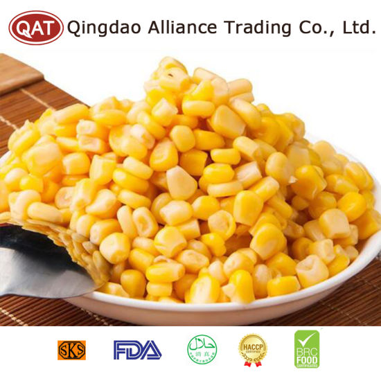 Super Sweet Corn Kernels with Good Price pictures & photos