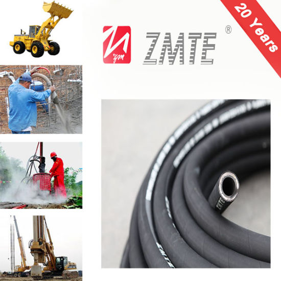 DIN / En856 4sp Manufacturer of Hydraulic Rubber Hose pictures & photos