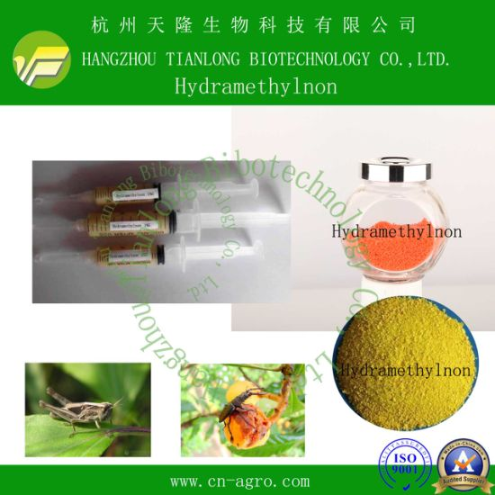Good Quality Insecticide Hydramethylnon (95%TC, 1%G, 2%G) pictures & photos