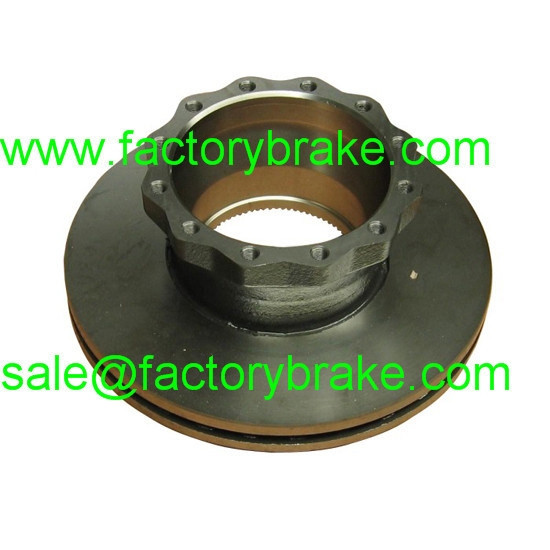 Man Truck Brake Disc 81508030022 pictures & photos