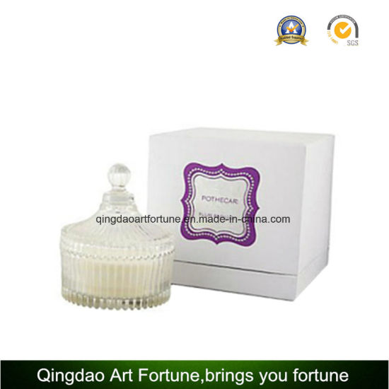 Luxury Bell Dome Cloche Jar Candle pictures & photos