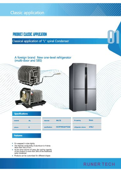 Refrigerator Condenser pictures & photos