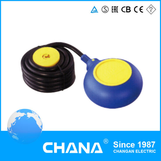 Ce and RoHS Approval Vertical Installation Float Switch