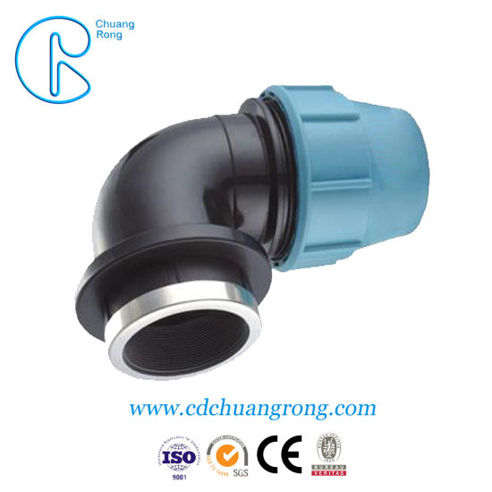 Water Irrigation Pipe Plastic Fittings PP Compression Fittings pictures & photos