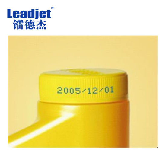 Leadjet Industrial Eco Solvent Inkjet Date Printer pictures & photos