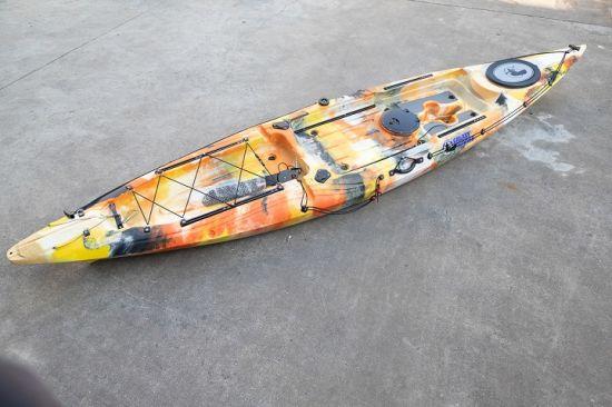 Plastic Rowing Fishing Kayak Wholesales