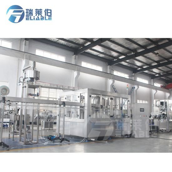 Complete Mineral Water Production Line / Bottle Water Filling Machine pictures & photos