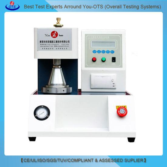 Fully Automatic Bursting Strength Test Machine