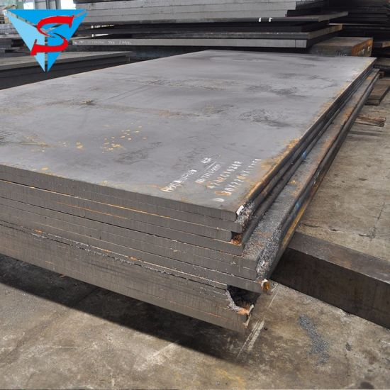 Hot Rolled S235jr A36 Ss400 Mild Steel Sheets Property
