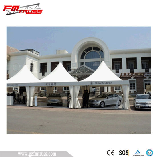 3X3m Beautiful Pagoda Tent 5m by 5m with Canopy for Party pictures & photos