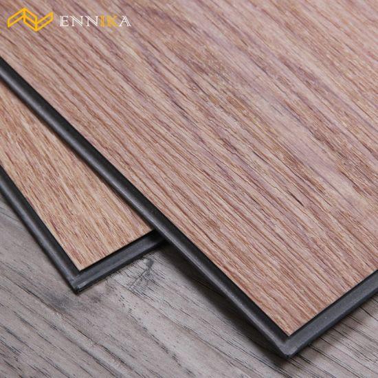 China Anti Slip Commercial Wood Pvc Vinyl Floor Tiles China