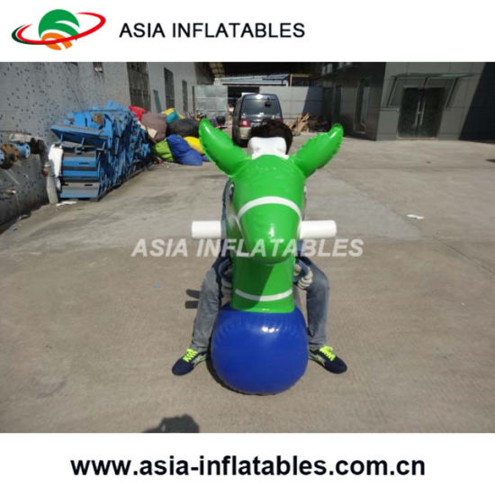 Outdoor Inflatable Pony Hops Carnival Game pictures & photos