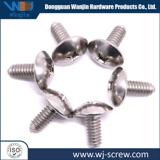 Custom Non-Standard SUS304 Stainless Steel Self Drilling Tapping Screw pictures & photos