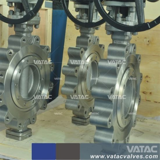 Vatac Dn20/Dn25/Dn40/Dn50/Dn65/Dn80/Dn100 Wafer Butterly Valve pictures & photos