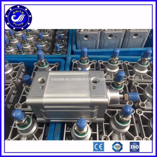 160mm Bore Stroke 1000mm Stainless Steel Pneumatic Cylinder