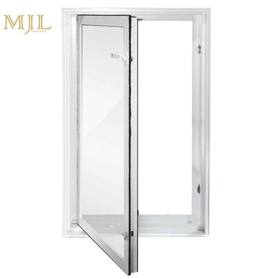 Standards Single Casement Aluminium Front House Exterior Door  sc 1 st  Guangzhou MJL Building Materials Co. Ltd. & China Standards Single Casement Aluminium Front House Exterior Door ...