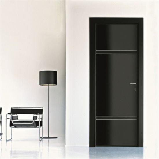 China Modern Design Interior Wood Door Bedroom Door Prices China Door Wood Door