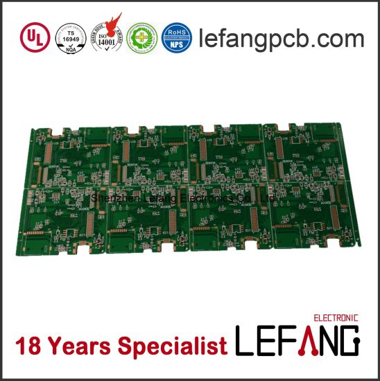 china 4 layers osp printed circuit board pcb for medical equipment rh lefangpcb en made in china com