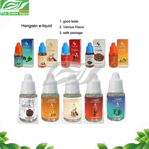 10ml 15ml 30ml E Cigarette Juice Hangsen E Juice with Childproof Cab pictures & photos