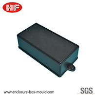 Electronic Plastic Junction Box for PCB with Wall-Mounting