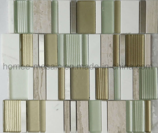 China Cheap Price Kitchen Backsplash Mosaic Tile China Building Material Decoration Material