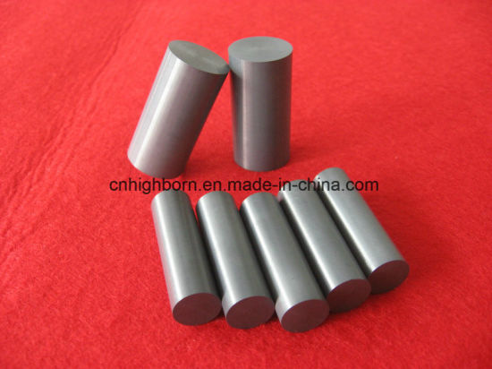 Big Size Precision Black Silicon Nitride Ceramic Shaft pictures & photos