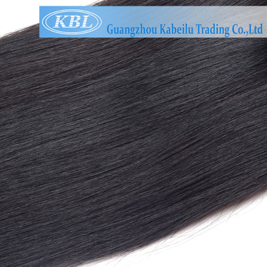 Kbl Human Hair Weft pictures & photos