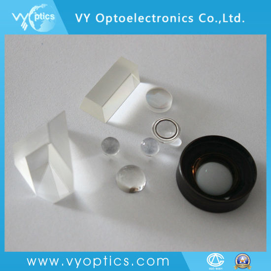 Optical Fused Silica Glass Ball Lens pictures & photos