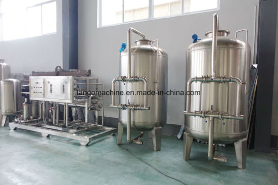 Automatic China Packaged Bottled Drinking Water Bottle Filling Bottling Machine pictures & photos