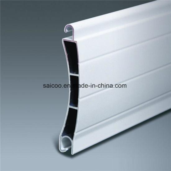 Aluminum Roller Shutter Window Slat