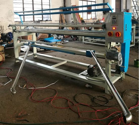 Automatic Non-Woven Fabric Twill Rolling Machine pictures & photos