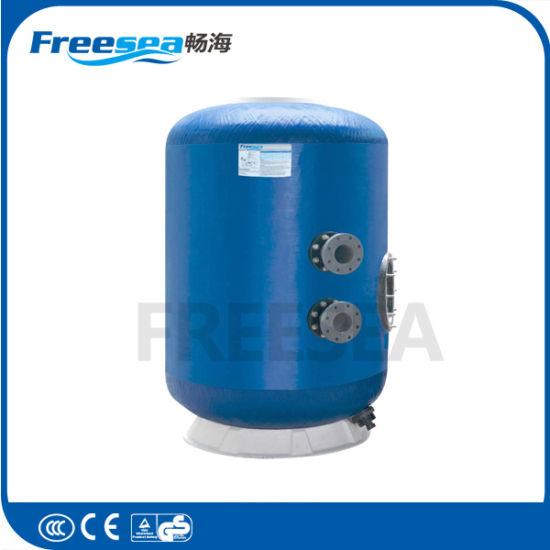 2017 Freesea Horizontal Sand Filter for Large Water Park pictures & photos