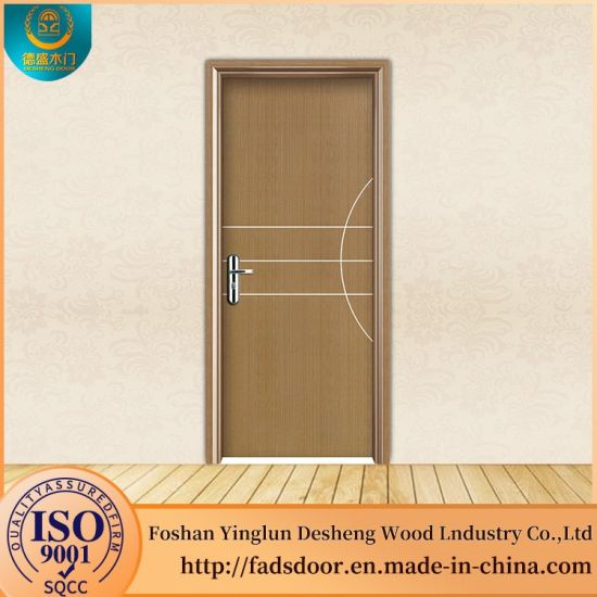 Desheng Italian Inter Fireproof Wood Door Designs