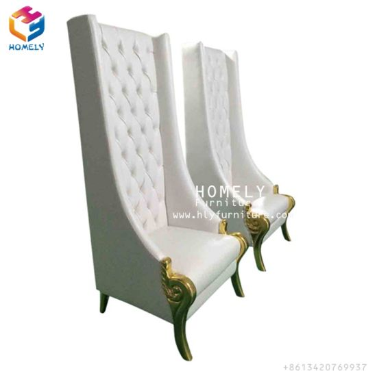 Wholesale European Wooden King Throne Chairs For Hotel Furniture