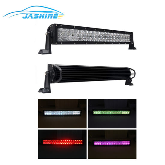 China Super Bright 240w Led Light Bar With Wireless Remote Control