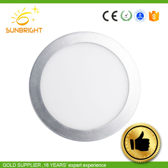 85mm Surface Mounted 6W LED Panel Light pictures & photos